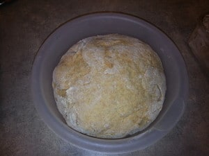 Sugar Free Bread - Part Seven