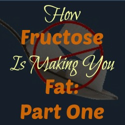Fructose is Making You Fat