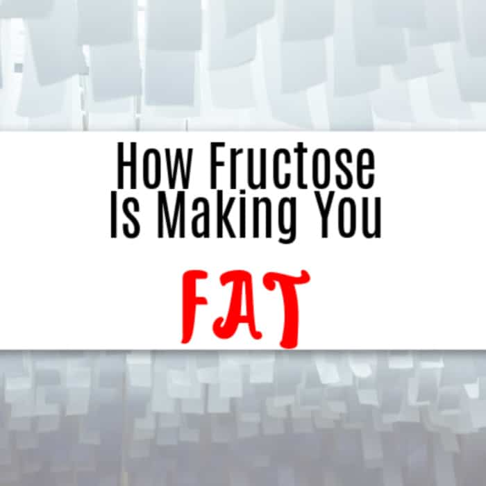 If you are here and you have struggled with your weight (As I have done for most of my life) these posts are for you because Fructose is making you fat.