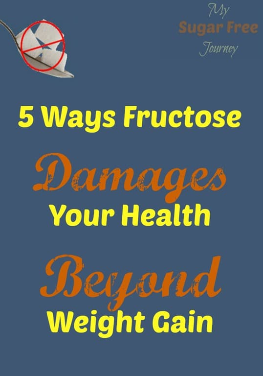 5 Ways Fructose Damages Your Health Beyond Just Weight-Gain