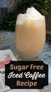 ugar Free Iced Coffee Recipe
