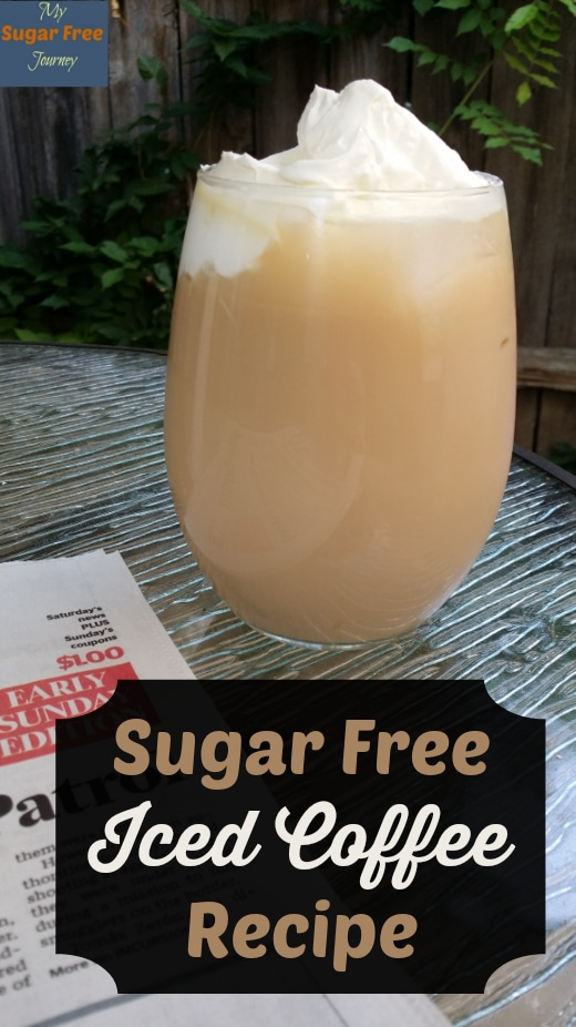 ugar Free Iced Coffee Recipe