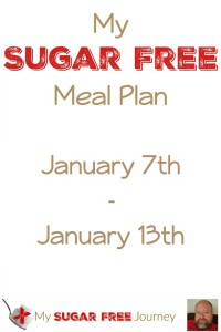 My Sugar Free Meal Plan pin (1)