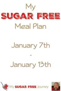 My Sugar Free Meal Plan pin (1)