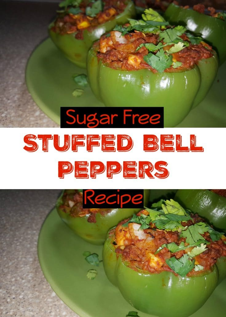 Sugar Free Stuffed Bell Peppers