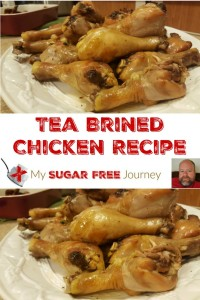 Tea Brined Chicken Recipe