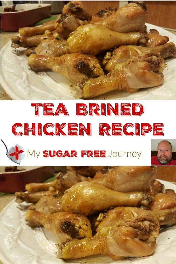Tea Brined Chicken
