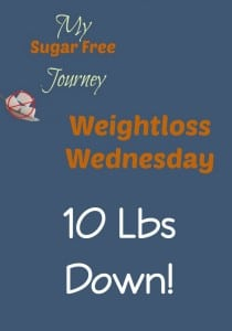 1/20 Weightloss Wednesday: 10 Pounds Down!