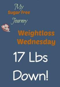 2/10 Weightloss Wednesday: 17 Lbs Down!