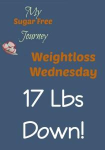 2/10 Weightloss Wednesday: 17 Lbs Down!