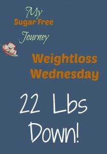 3/16 Weightloss Wednesday: 22 Lbs Down!