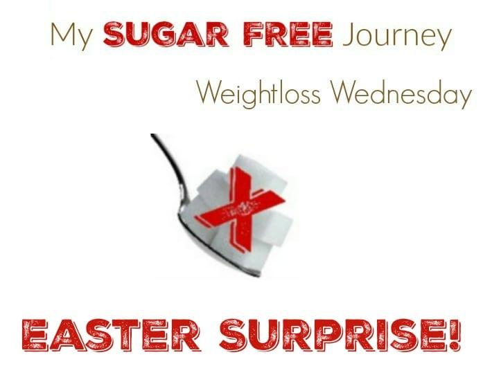 3/30 Weightloss Wednesday: My Easter Surprise