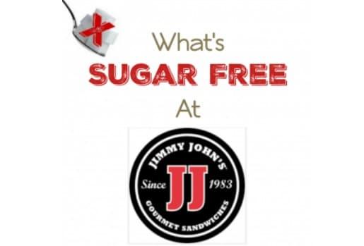 What's Sugar Free and Keto Friendly at Jimmy John's?