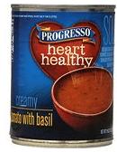 Progresso Creamy Tomato and Basil