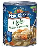 Progresso Light Chicken and Dumplings