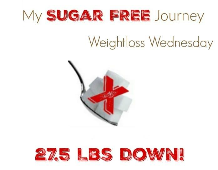 Weightloss Wednesday: 27.5 Lbs Down!