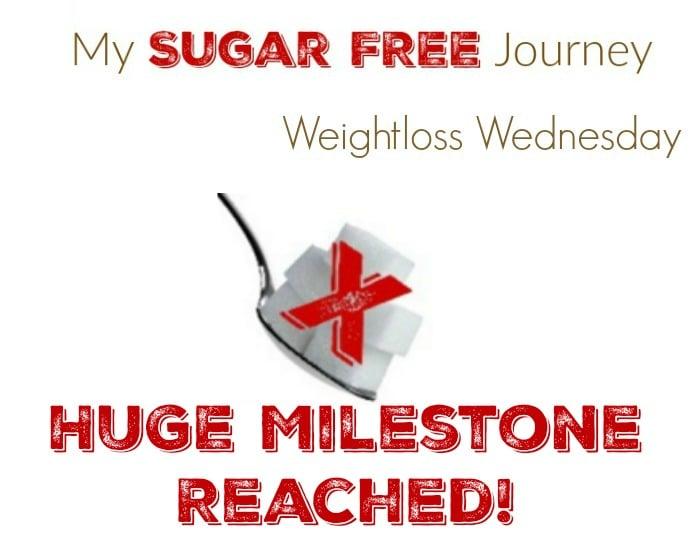 4/6 Weightloss Wednesday: Huge Milestone Reached!
