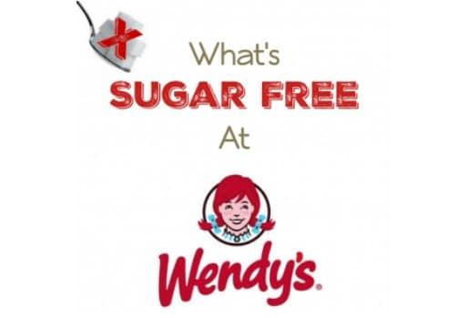 What's Sugar Free and Keto Friendly at Wendy's?