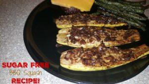 Sugar Free BBQ Squash Recipe!