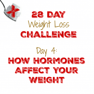 Day 4: How Hormones Affect Your Weight