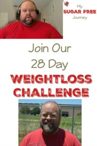 Join Our 28 Day Sugar Free Weight Loss Challenge!