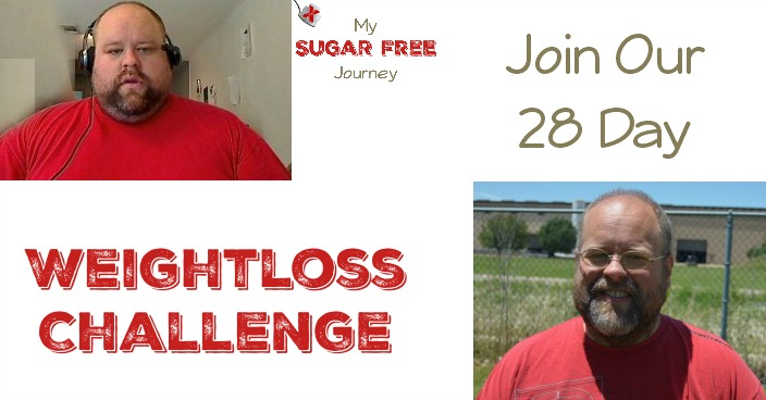Join Our 28 Day Sugar Free Weight Loss Challenge