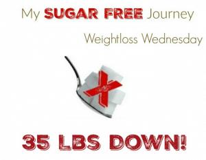5/25 Weightloss Wednesday: 35 Lbs Down!
