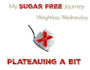 5/11 Weightloss Wednesday: Plateauing a Bit