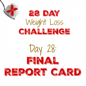 Challenge Day 28