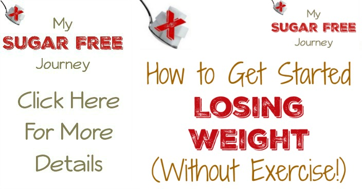 How To Get Started Losing Weight Without Exercise