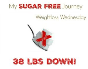 6/1 Weightloss Wednesday: 38 Lbs Down!