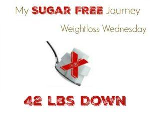 6/8 Weightloss Wednesday: 42 Lbs Down!