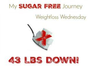 6/15 Weightloss Wednesday: 43 Lbs Down!
