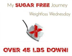 Weightloss Wednesday 45 FB