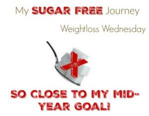 Weightloss Wednesday Mid Year