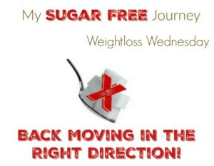 Weightloss Wednesday Right Direction