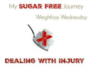 8/31 Weightloss Wednesday: Dealing With Injury