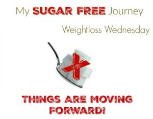 8/17 Weightloss Wednesday:  Things Are Moving Forward!