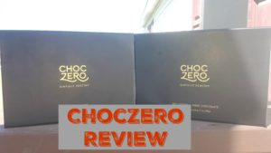 ChocZero: Sugar Free Chocolate Review!