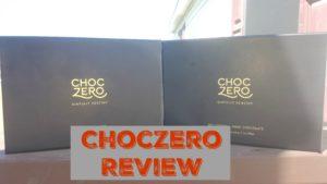 ChocZero: Sugar Free Chocolate Review!