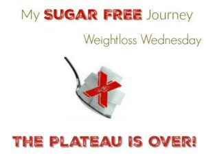 9/7 Weightloss Wednesday: The Plateau is Over!