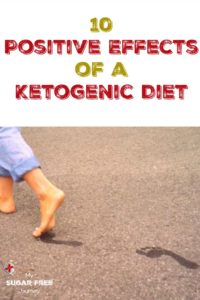Ever wonder about what happens to your body on a ketogenic diet?  In today's episode of the My Sugar Free Journey Podcast,  we are looking at 10 Positive Effects of a Ketogenic Diet!