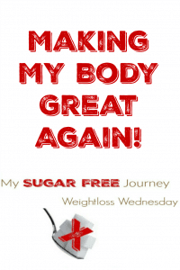 11/9 Weightloss Wednesday: Making My Body Great Again!