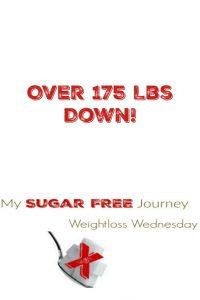 1/18 Weightloss Wednesday: Over 175 Lbs Down!