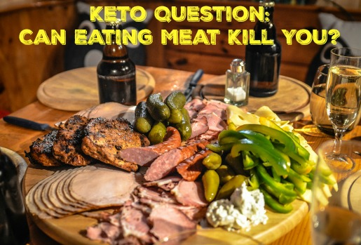 eating too much meat will kill Or meat i can barely remember what i ate yesterday also, if you are health  professional, wouldn't you tend to fudge your answers a bit to make you seem.