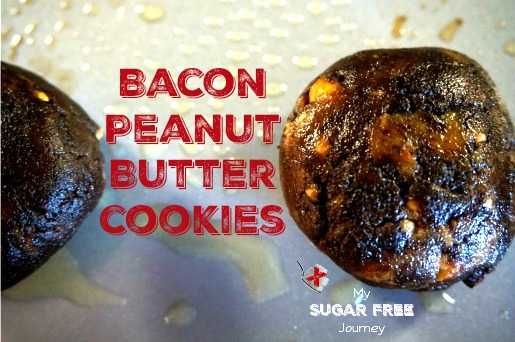 Ketogenic Peanut Butter Bacon Cookie Recipe! | My Sugar Free Journey