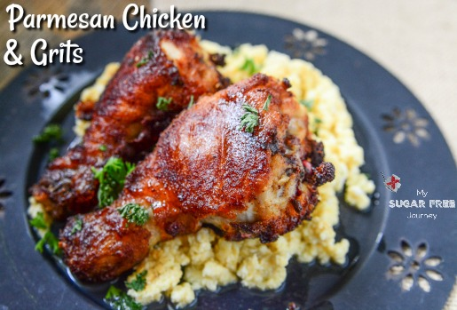 Keto fried chicken and grits recipe my sugar free journey keto fried chicken and grits recipe forumfinder Image collections