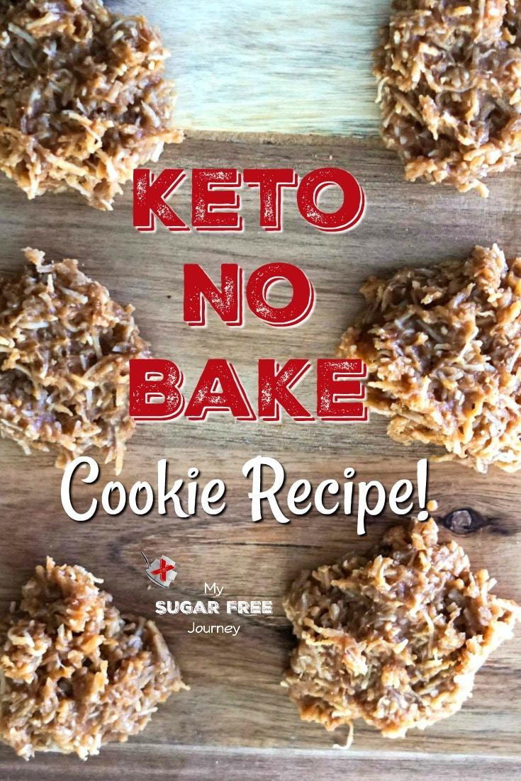 Keto No Bake Cookie Recipe!