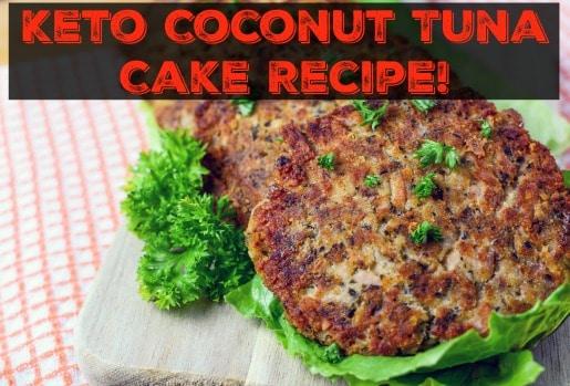 Keto Tuna Cakes