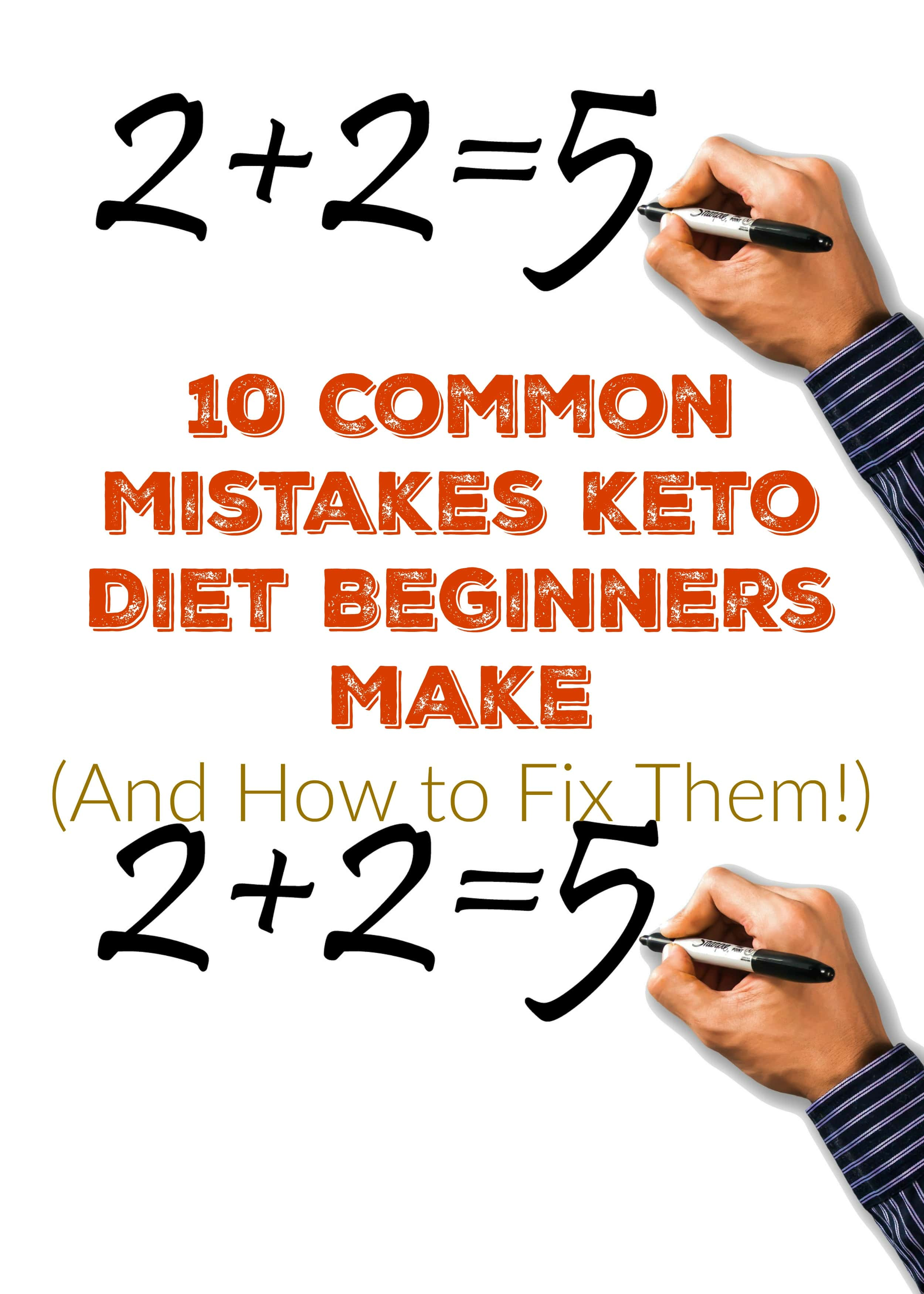 What Common Mistakes do Beginners Make on the Ketogenic Diet?